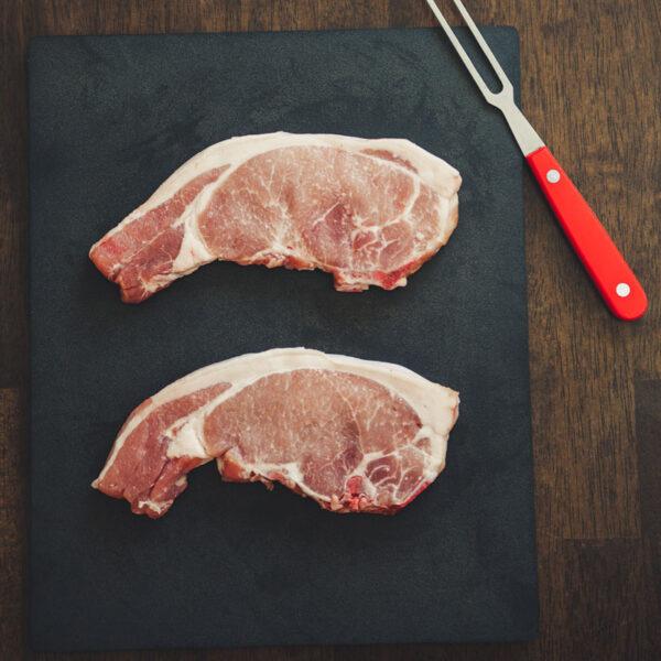 Loin Pork Chops Market House Ennistymon