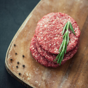 Homemade steak burgers - Market House Ennistymon